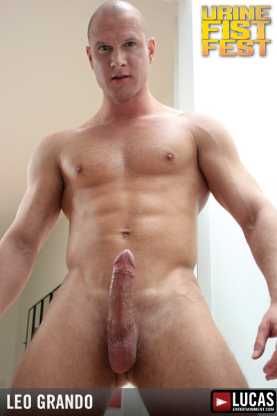 Leo Grando - Gay Model - Lucas Entertainment