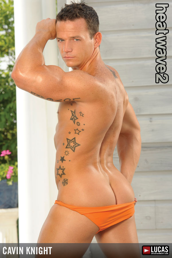 Cavin Knight - Gay Model - Lucas Entertainment