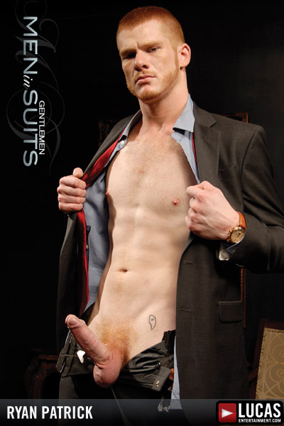 Ryan Patrick - Gay Model - Lucas Entertainment