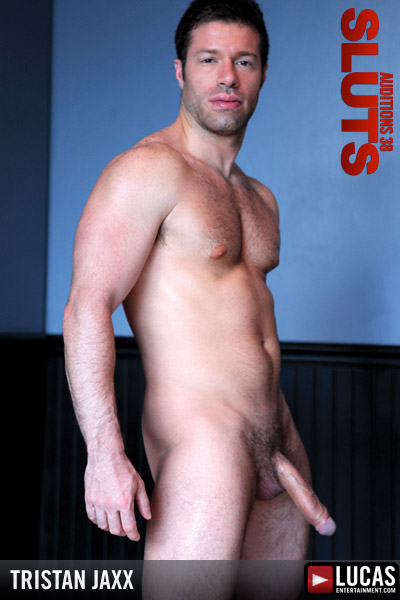 Tristan Jaxx - Gay Model - Lucas Entertainment