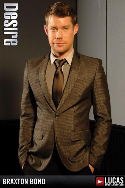 Braxton Bond - Gay Model - Lucas Entertainment