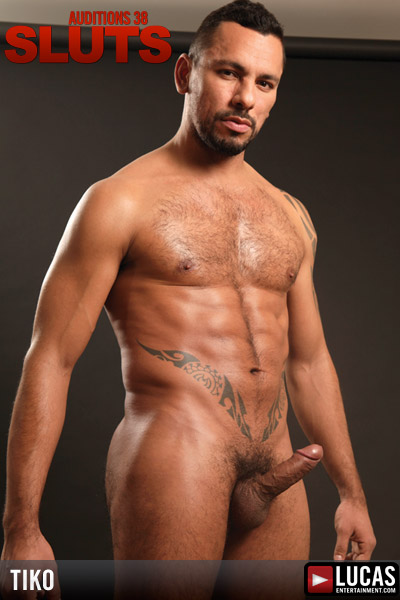 Tiko - Gay Model - Lucas Entertainment