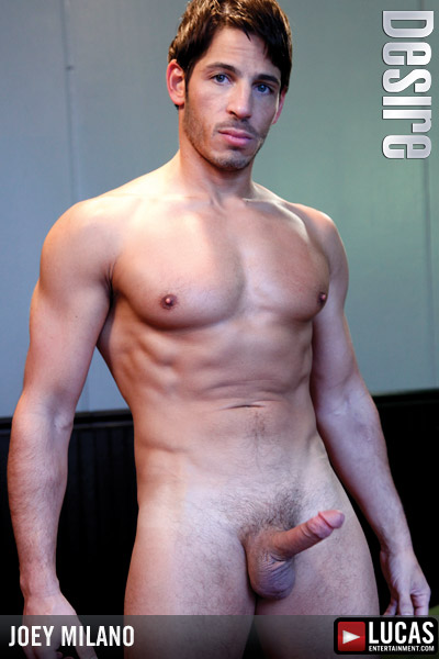 Joey Milano - Gay Model - Lucas Entertainment