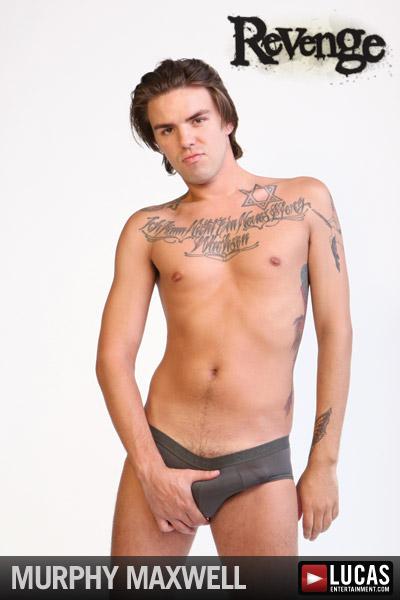 Murphy Maxwell - Gay Model - Lucas Entertainment