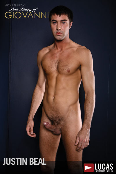 Justin Beal - Gay Model - Lucas Entertainment