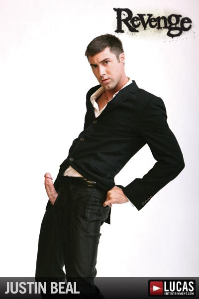 Justin Beal - Gay Model - Lucas Entertainment
