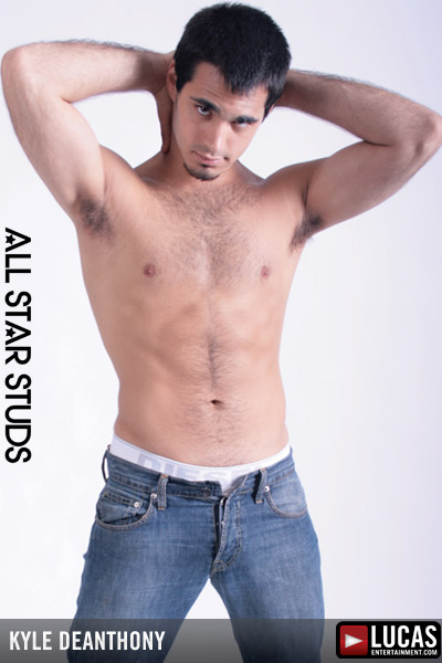 Kyle DeAnthony - Gay Model - Lucas Entertainment