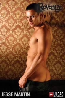 Jesse Martin - Gay Model - Lucas Entertainment