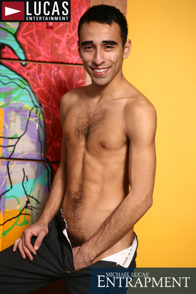 Andrew James Jr. - Gay Model - Lucas Entertainment
