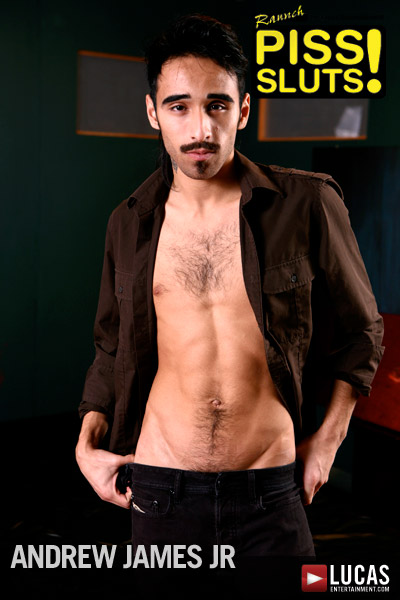 Andrew James Jr. - Gay Model - Lucas Entertainment