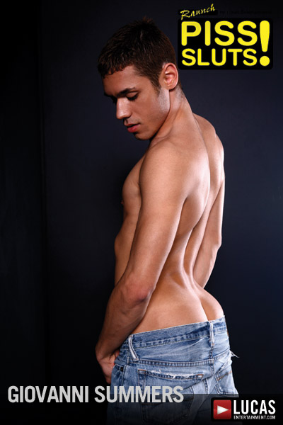 Giovanni Summers - Gay Model - Lucas Entertainment