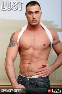 Spencer Reed - Gay Model - Lucas Entertainment