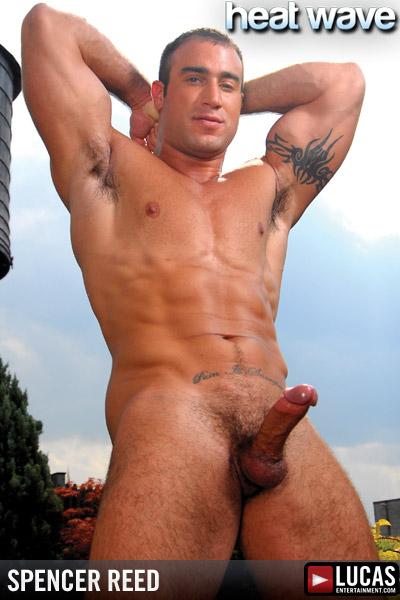 Spencer Reed - Gay Model - Lucas Entertainment