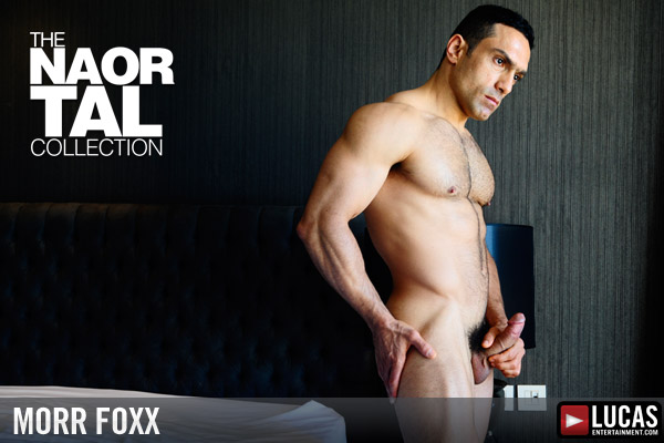 Morr Foxx - Gay Model - Lucas Entertainment