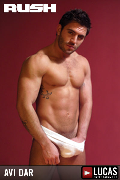 Avi Dar - Gay Model - Lucas Entertainment