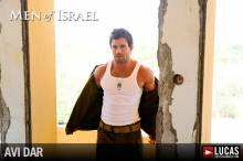 Avi Dar - Gay Model - Lucas Entertainment