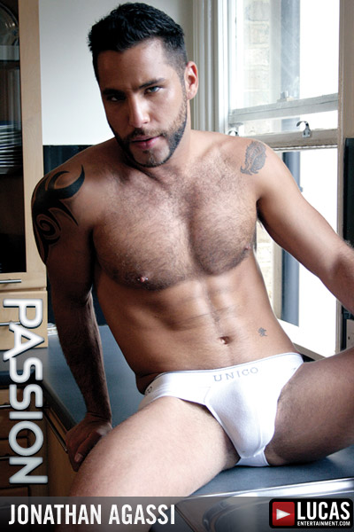 Jonathan Agassi - Gay Model - Lucas Entertainment