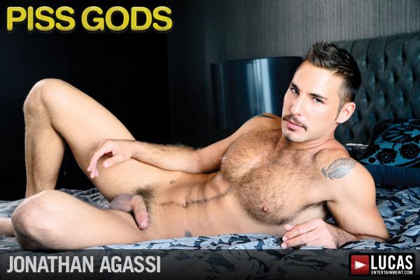 Jonathan Agassi - Gay Model - Lucas Entertainment