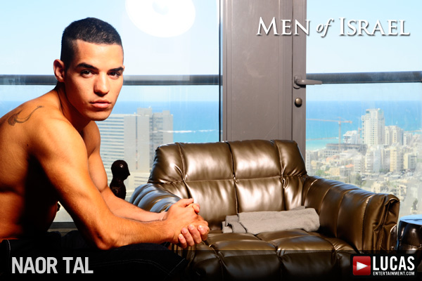 Naor Tal - Gay Model - Lucas Entertainment