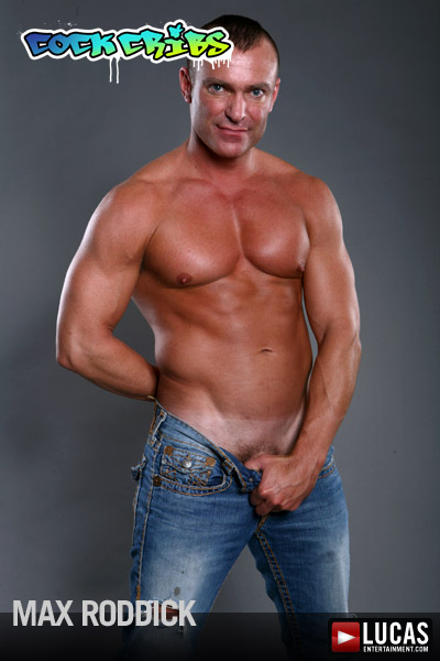 Max Roddick - Gay Model - Lucas Entertainment