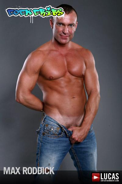 Max Roddick - Gay Model - Lucas Entertainment