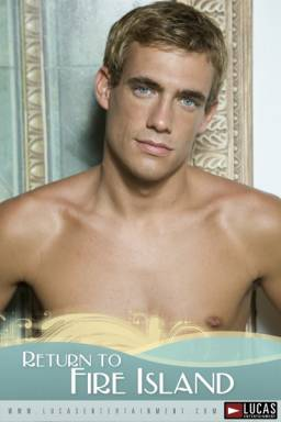 Ryan Raz - Gay Model - Lucas Entertainment