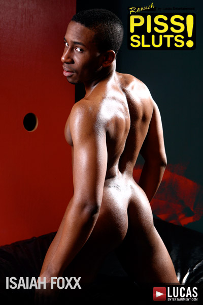 Isaiah Foxx - Gay Model - Lucas Entertainment