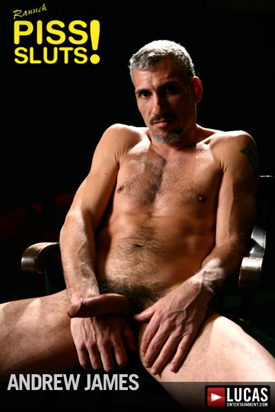 Andrew James Sr. - Gay Model - Lucas Entertainment