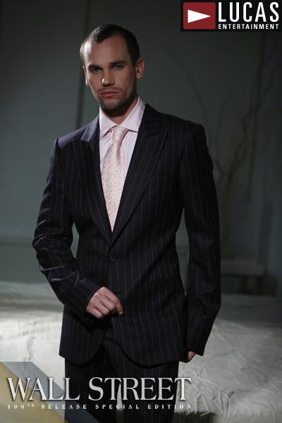 Kain Warn - Gay Model - Lucas Entertainment
