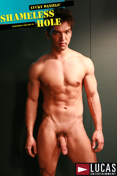 Lucky Daniels - Gay Model - Lucas Entertainment