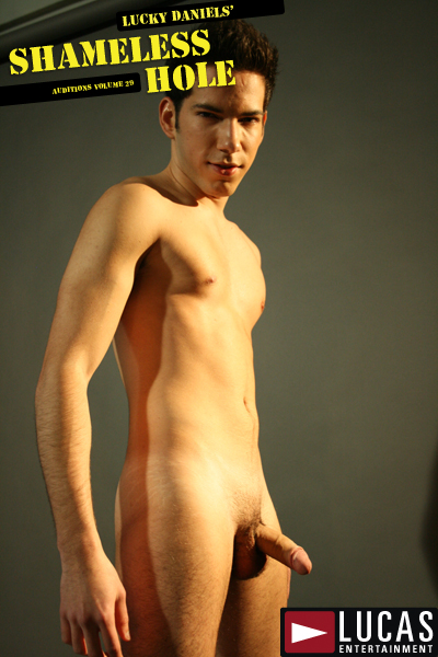 AJ Milano - Gay Model - Lucas Entertainment