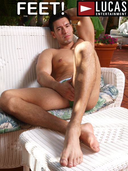 Hugo Alexander - Gay Model - Lucas Entertainment