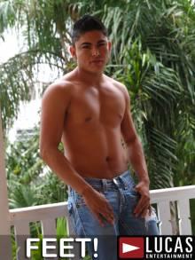 Angel Rivera - Gay Model - Lucas Entertainment