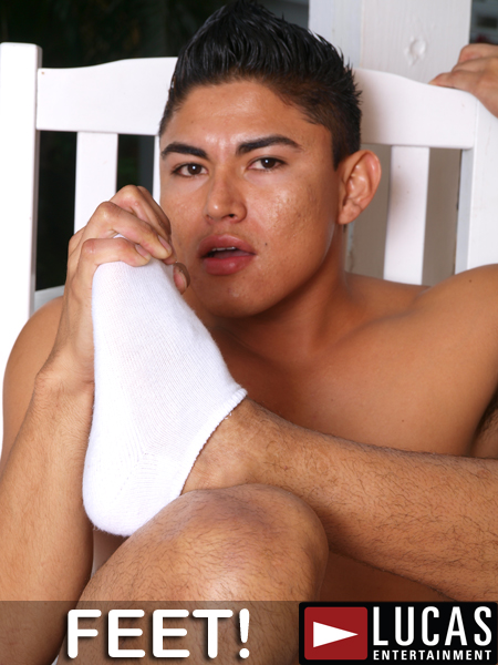 Angel Rivera - Gay Model - Lucas Entertainment