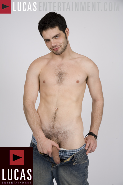 Jimmy Trips - Gay Model - Lucas Entertainment