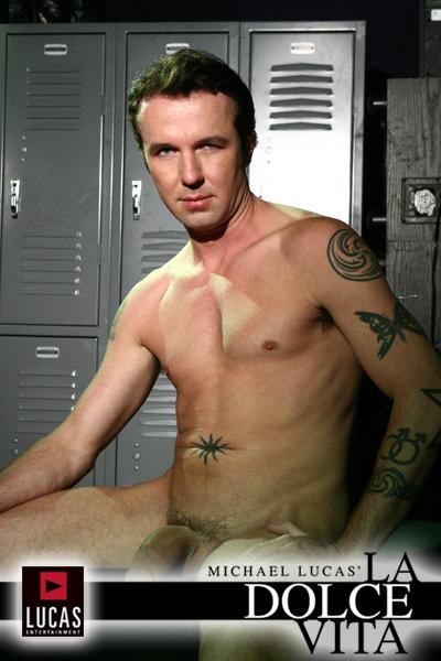 Chad Hunt - Gay Model - Lucas Entertainment