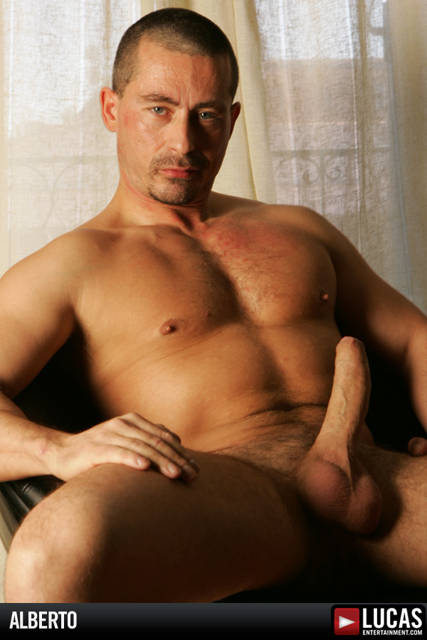 Alberto - Gay Model - Lucas Entertainment