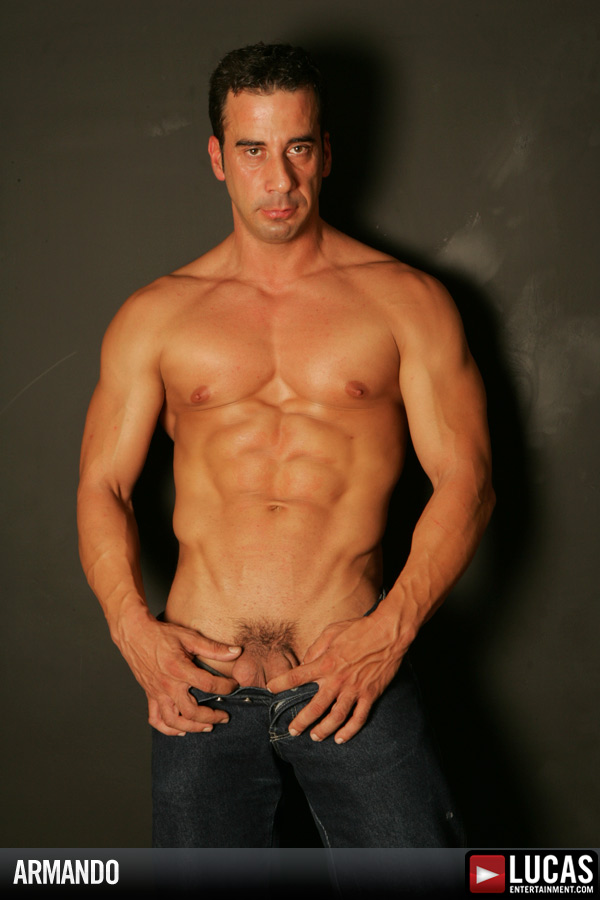 Armando - Gay Model - Lucas Entertainment