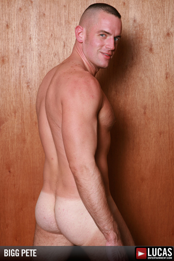 BiggPete - Gay Model - Lucas Entertainment
