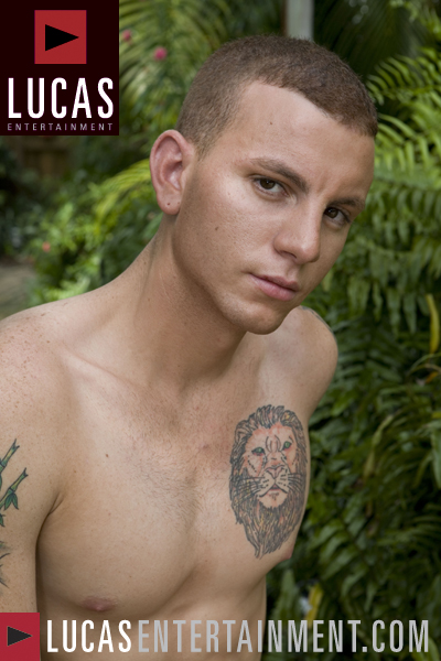 Angelo DiMarco - Gay Model - Lucas Entertainment