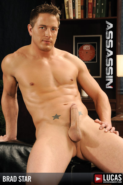 Brad Star - Gay Model - Lucas Entertainment