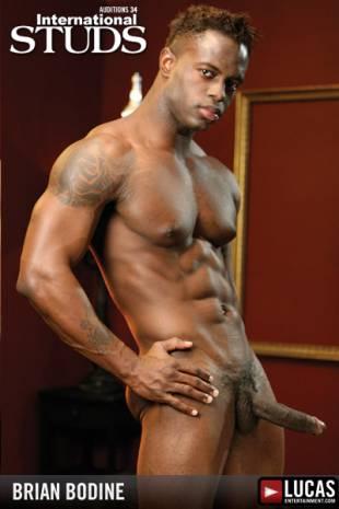 Brian Bodine - Gay Model - Lucas Entertainment