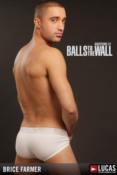 Brice Farmer - Gay Model - Lucas Entertainment