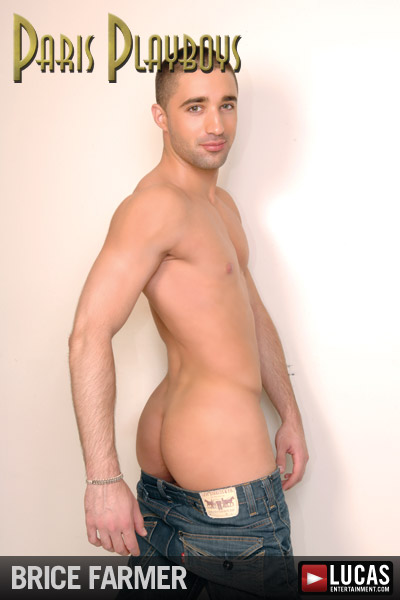 Brice Farmer - Gay Model - Lucas Entertainment