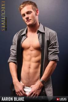 Aaron Blake - Gay Model - Lucas Entertainment