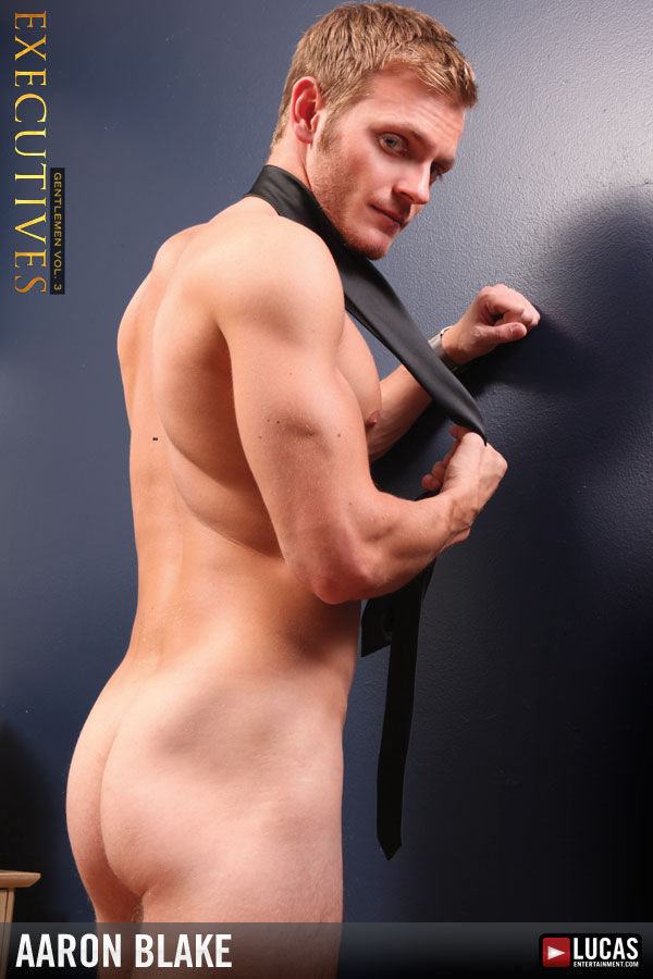Aaron Blake - Gay Model - Lucas Entertainment