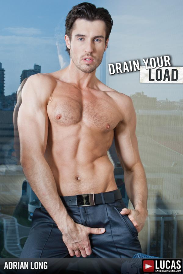 Adrian Long - Gay Model - Lucas Entertainment