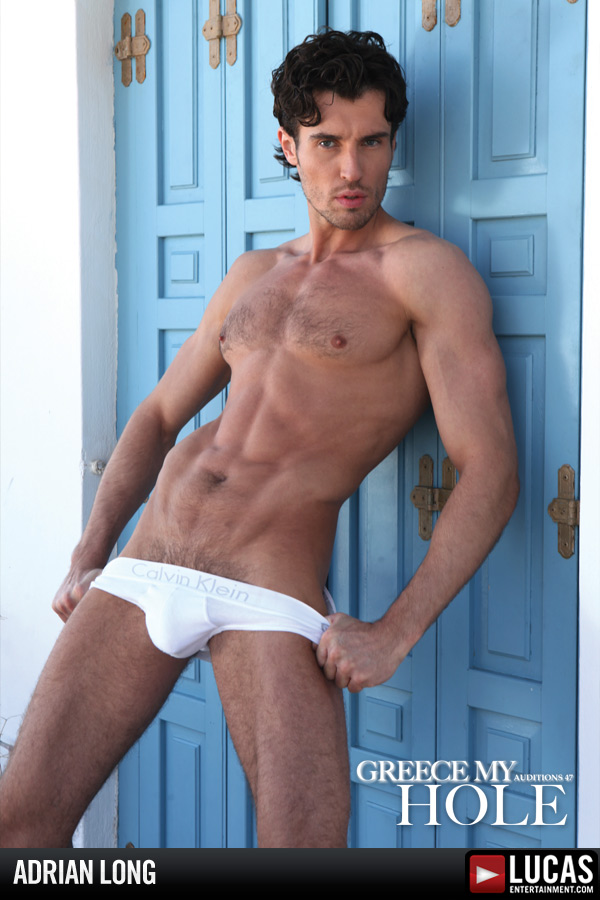 Adrian Long - Gay Model - Lucas Entertainment