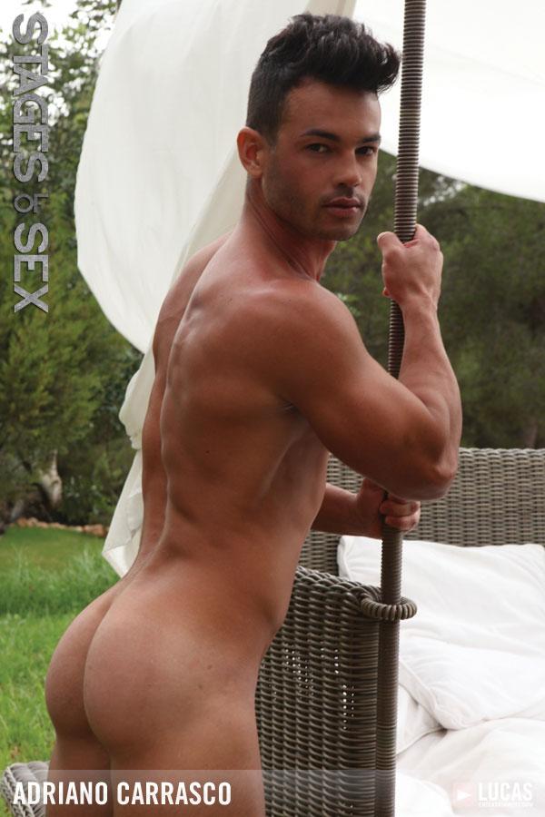 Adriano Carrasco - Gay Model - Lucas Entertainment