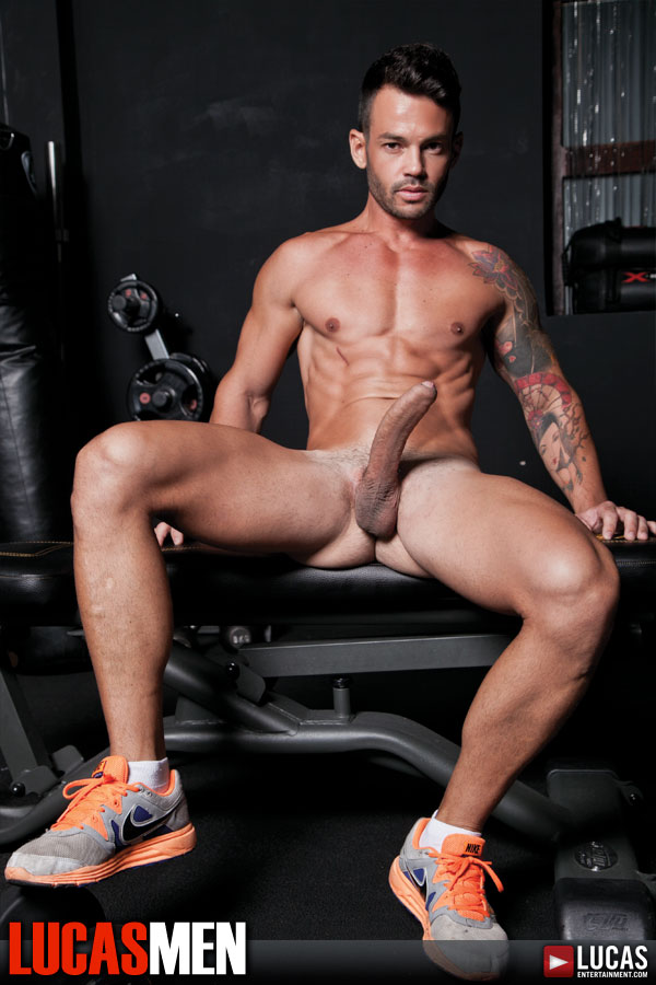 Adriano Carrasco - Gay Model - Lucas Entertainment